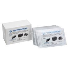 Cartes de nettoyage (105999-705) compatibles pour imprimante Zebra