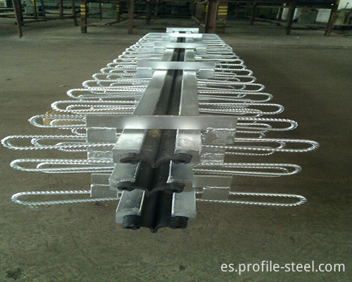 C Steel Bridge Expansion Joint