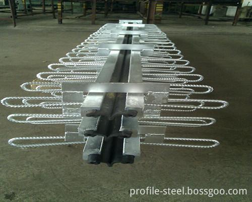 C Steel Bridge Expansion Joint