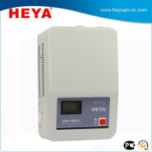 Regulador / estabilizador de voltaje de la CA del servo motor de la pared de 1000W para el hogar usado