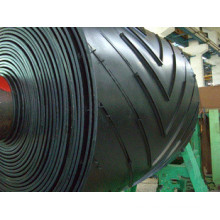Transmission Belt / Chevron Conveyor Belt with Rib and Cleat