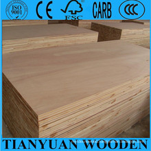 17mm 18mm Pine Core Block Board for Furniture