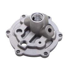 Алюминиевое литье под давлением для тяжелой автоматической масляной сепараторной крышки
