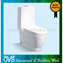 Le meilleur Toilette de toilette de salle de bains de qualité pour le marché de la France