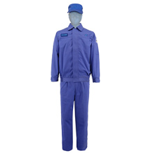 Anti-static Work Uniform with Cap