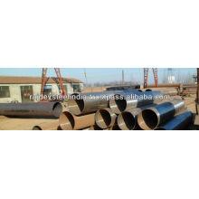 Tubo sin costura de acero inoxidable de alta calidad ASTM A304L