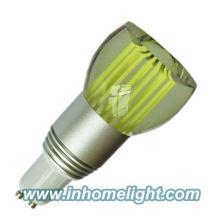 3W E27 B22 GU10 éclairage de décoration led RGB