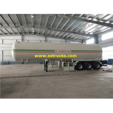 50000L 21MT Porpane Gas Delivery Semi-Trailers