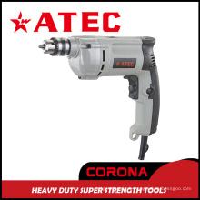 Portable Professional 750W 10mm Handwerkzeug Bohrmaschine (AT7210)