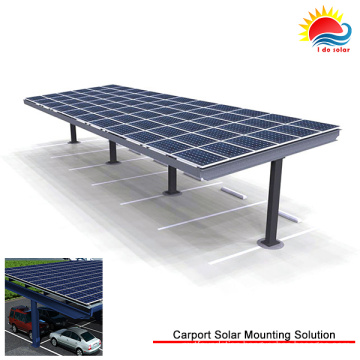 Popular Solar Panel System Ground Mounting (SY0457)