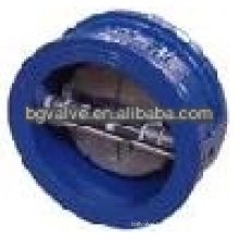 sustainable twin door check valve
