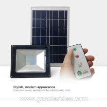 High Brightness Outdoor Solar 50w Led Flood Light