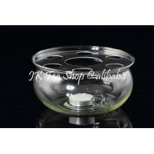 M-008 runde Form Glas Großhandel Kerzenwärmer