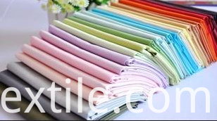 polyester/cotton color fabric