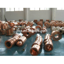 Wear resistant phosphor bronze strips customized sizes C5191