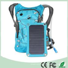 IP67 Waterproof 35L 6.5W mochila de energia solar de ciclismo com saco de bexiga de água de 2.5L (SB-178-B)