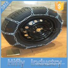 HF-1134 Zinc Galvanized Ladder Pattern Design Tire Snow Chain Car Used Snow Chain
