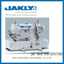 JK562-01CB DOIT With perfect mechanical property AUTOMATIC TRIMMER FLAT INTERLOCK SEWING MACHINE