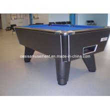 Стол для игры в пул с монетным столом, американский бильярдный стол
