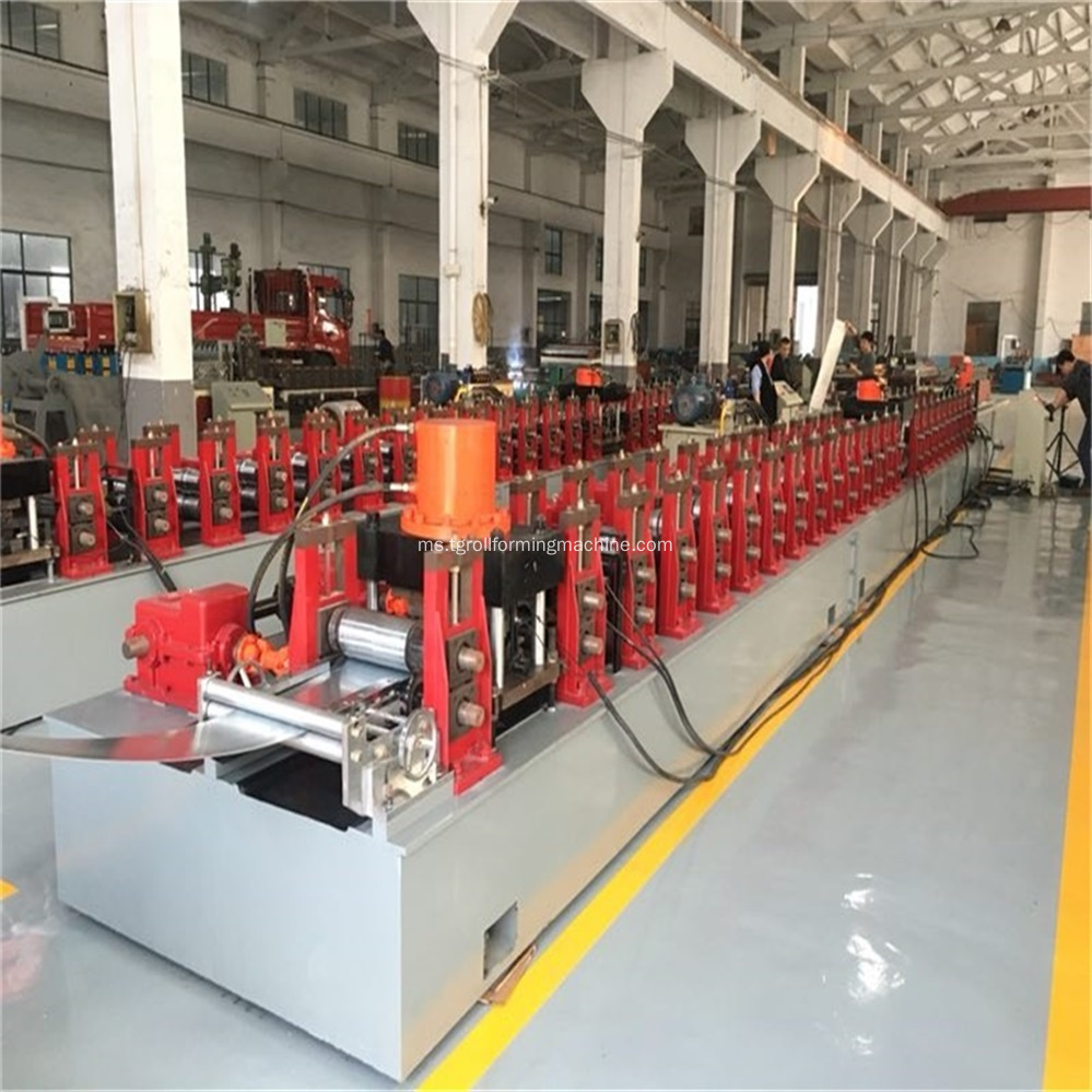 Rolling Metal Roll Roll Roll Forming Machine