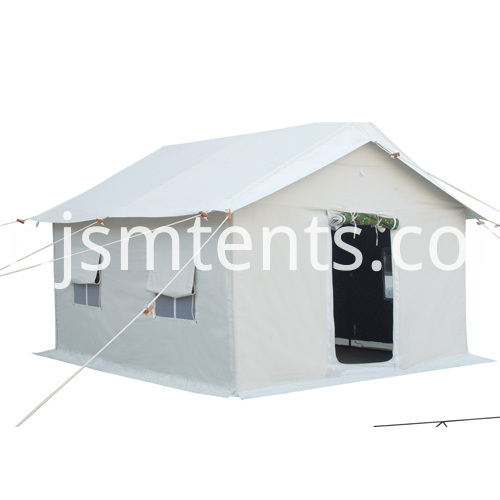 Refugee tent for unhcr