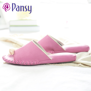 Japan Pansy Couple Indoor Slippers