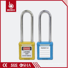 76mm Safety Lockout Long Steel Shackle Padlock Bd-G21