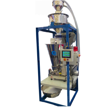 Single Screw Loss-in-Weight Feeder For Extrusion Machine