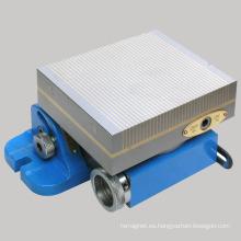 Mandril magnético permanente de corte industrial