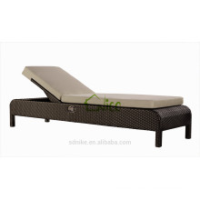 hot sale beach chair sunbed with ajustable back