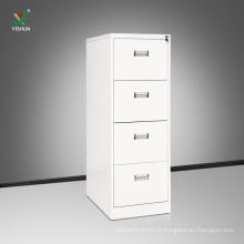 Tipo de mobiliário de escritório e gabinete de arquivo de material de metal