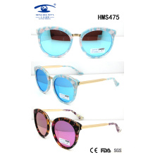 2016 High Quality New Arrival Woman Fashionable Sunglasses (HMS475)