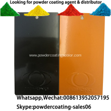Epoxy Polyester RAL/Pantone color powder coating