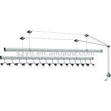 SZ12-07 Высокое качество подъема кабеля одежды вешалка ручная ручка для сушки сушилки