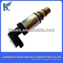 Auto ac a / c kompressor / compresor Pour Peugeot / Citroen Compressor Control Valve