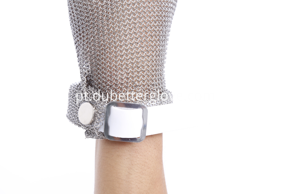 Dubetter steel butcher gloves