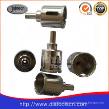 Diamond Drill Bits for Fast Marble Drilling