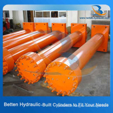 Cylindre hydraulique pour presse hydraulique