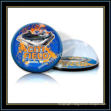 Dome Crystal Magnet for Sports Promotion