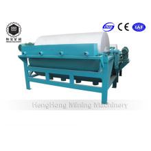 Séparateur magnétique d'intensité moyenne pour l'usine de minerai