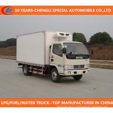 Camion frigorifique de camion de réfrigérateur de camion de congélateur de Dongfeng 4X2