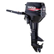 Motor externo Hangkai 9.8HP com resfriamento de água de 2 tempos para venda