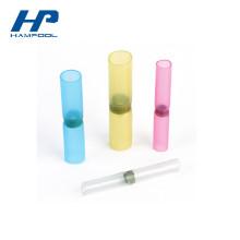 Insulated Heat Sealed Solder Butt Connector Wire Splice Soldersleeve