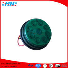 Round Led Marker Truck Light 12V