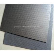 Matériau de joint en graphite en métal renforcé haute résistance