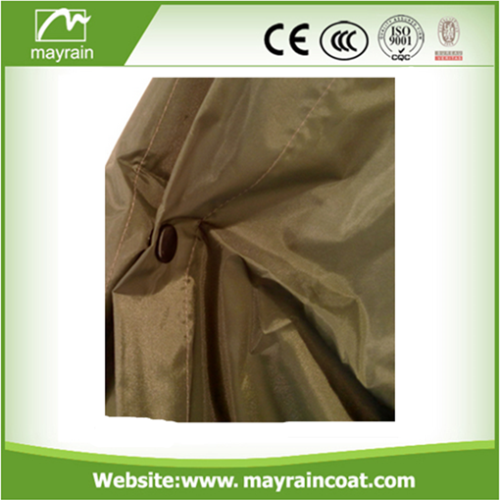 Coated Pvc Rain Poncho
