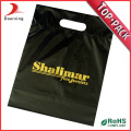 Plastic Shopping Bags with Die Cut Handle