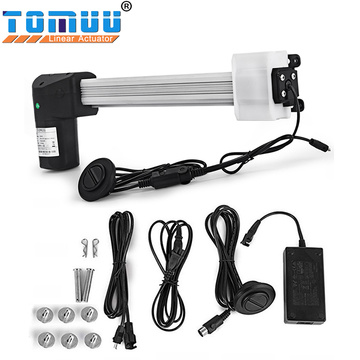 Factory direct selling low noise slider drive old chair electric sofa push-up and lift function electric linear actuator