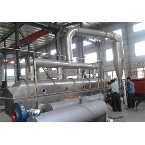 Horizontal Fluidizing Bed Drying Equipment for Vanillin