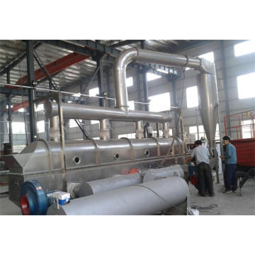 ZLG Series Vegetable Vibrating Fluid Bed Dryer